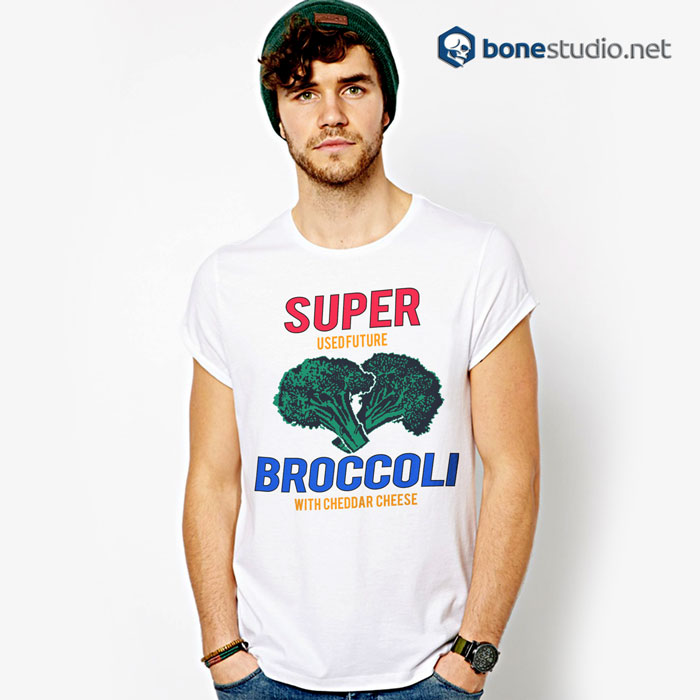 Super Broccoli T Shirt