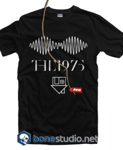 The 1975 Arctic Monkeys The Neighbourhood T Shirt