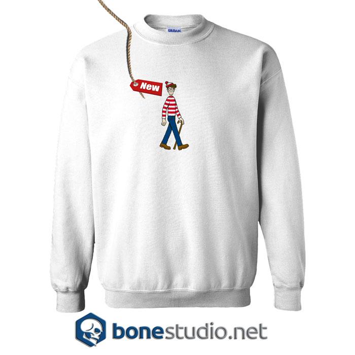 Waldo Sweatshirt