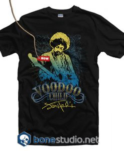 Jimi Hendrix Voodoo Child T Shirt