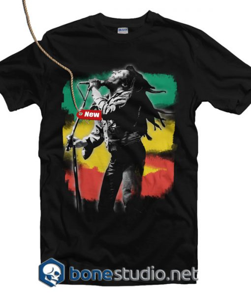 Bob Marley T Shirt