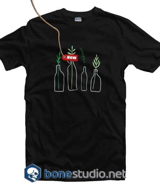 Plant Aesthetic T Shirt