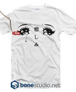 Anime Eyes T Shirt