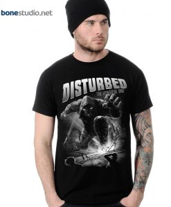 Disturbed T Shirt