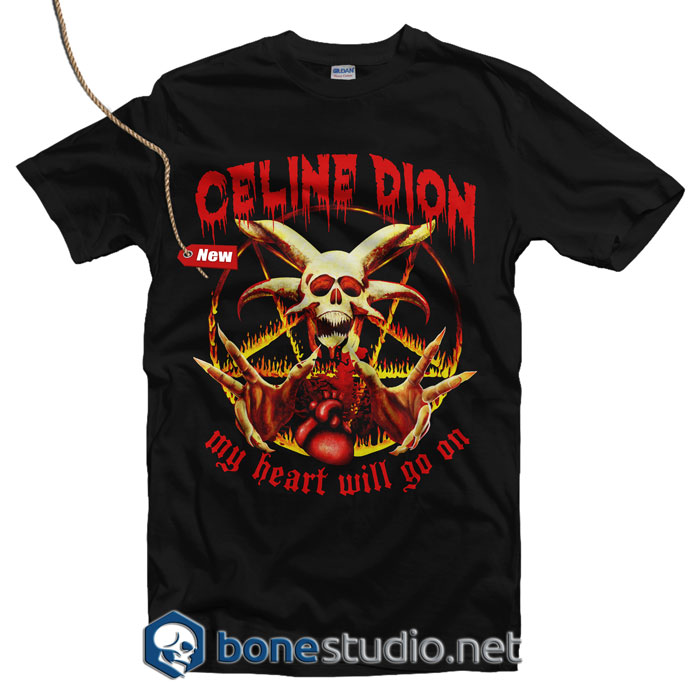 Celine Dion T Shirt