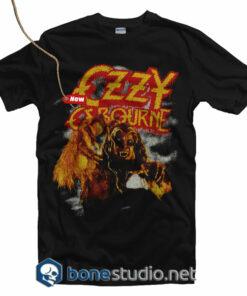 Ozzy Ozbourne T Shirt