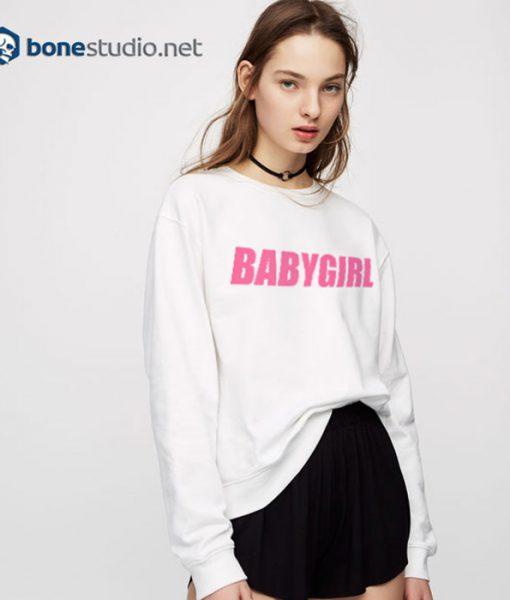 Baby Girl Sweatshirt