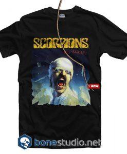 Scorpion Black Out T Shirt