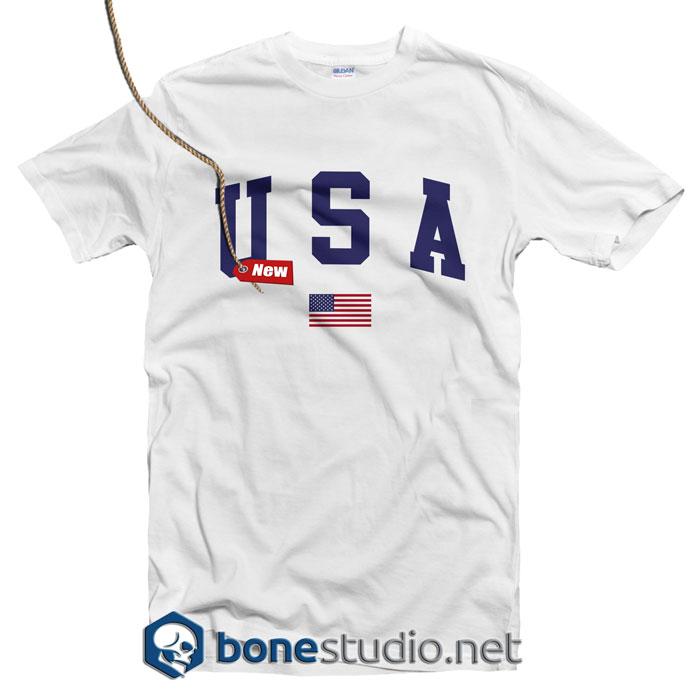 USA T Shirt