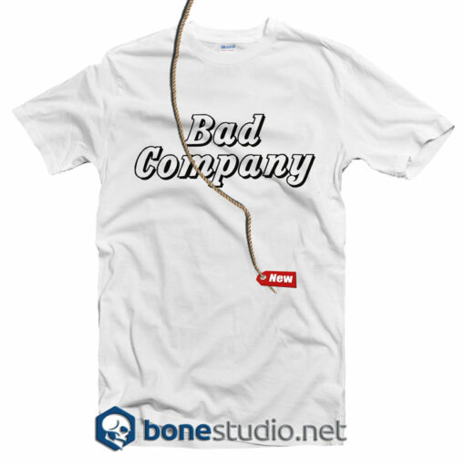 Bad Company T Shirt