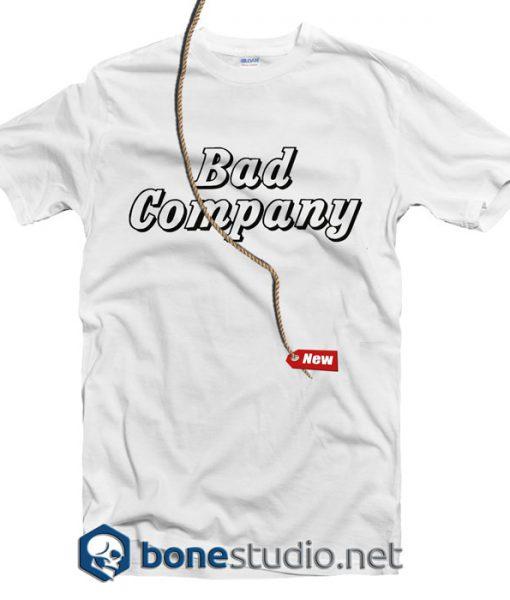 Bad Company T Shirt