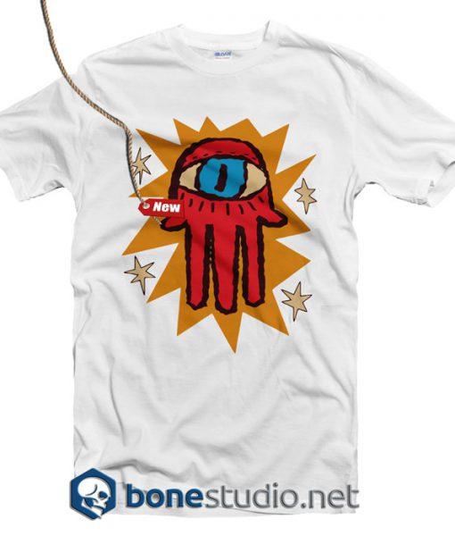 Hamsa Hand of God Evil Eye T Shirt