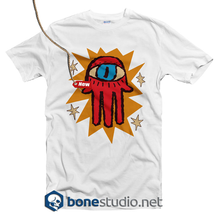 Hamsa Hand of God Evil Eye T Shirt