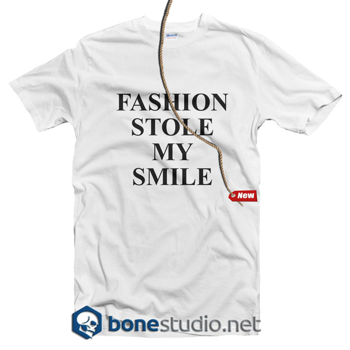 Fashion Stole My Style T Shirt