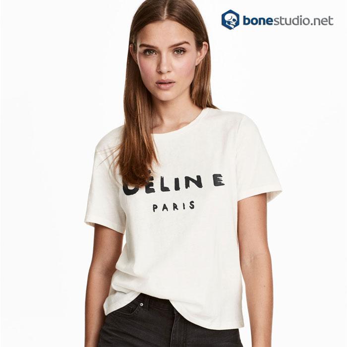 Celine Paris T Shirt