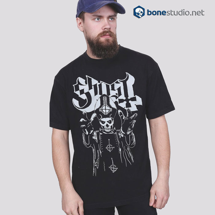 Ghost T Shirt