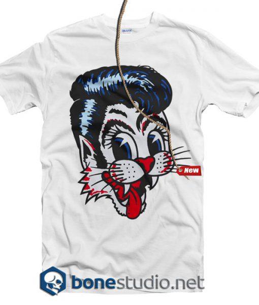 Stray Cats T Shirt