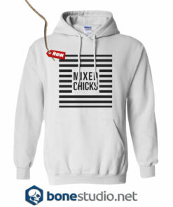 Mixed Chicks Hoodies