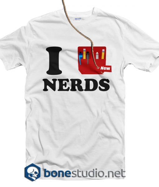 I Nerds T Shirt