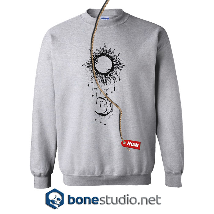 Moon Sun Sweatshirt