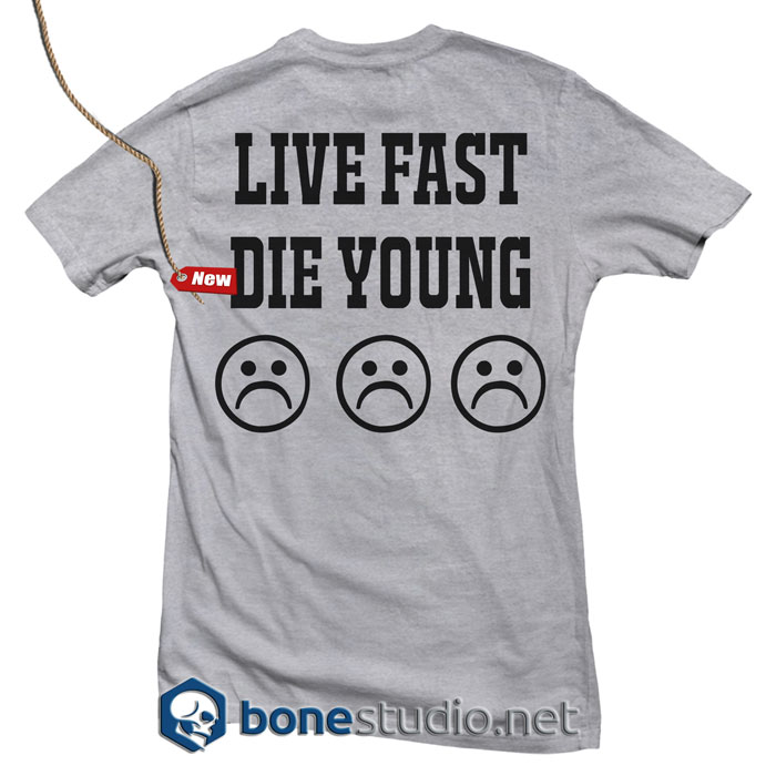 Bad Girls Live Fast Daddy T Shirt
