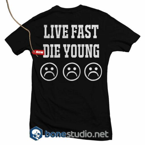 Bad Girls Live Fast Daddy T Shirt
