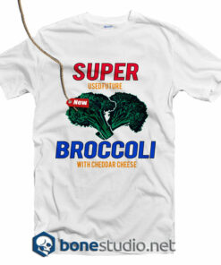 Super Broccoli T Shirt