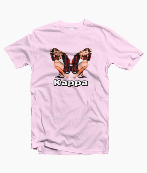 Britney Spears Kappa T Shirt