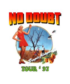 No Doubt Tragic Kingdom T Shirt