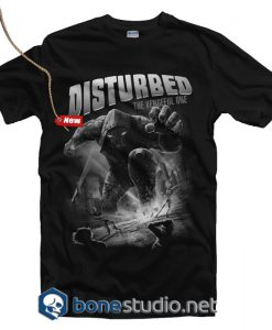 Disturbed T Shirt