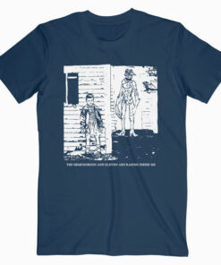 The Demogorgon And Eleven Are Raging Inside Me T Shirt