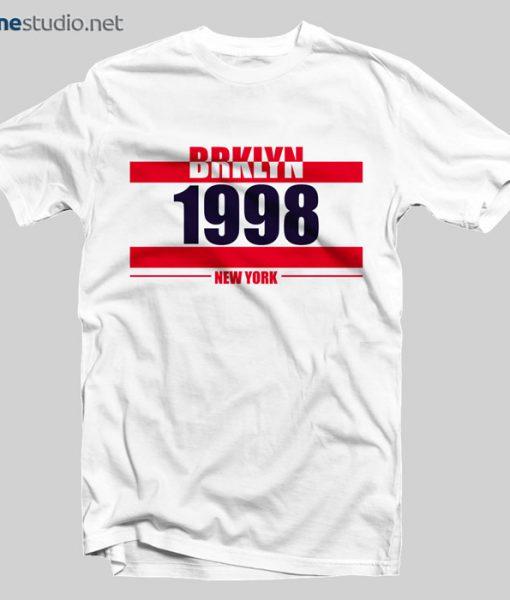 Brooklyn New York T Shirt