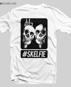 Skelfie T Shirt