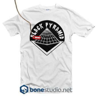 Black Pyramid T Shirt