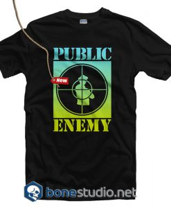 Public Enemy T Shirt
