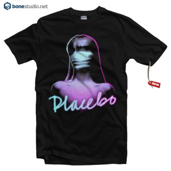 Placebo T Shirt Ghost Girl