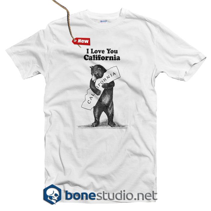 Love California T Shirt