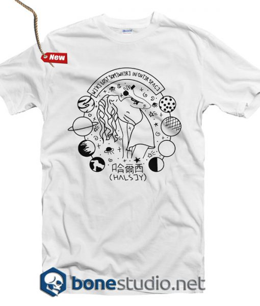 Halsey Space T Shirt