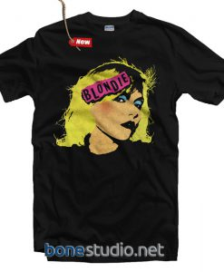 Blondie T Shirt Chick