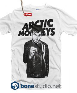 Arctic Monkeys T Shirt Alex Turner