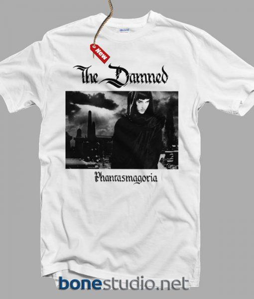 The Damned Phantasmagoria T Shirt