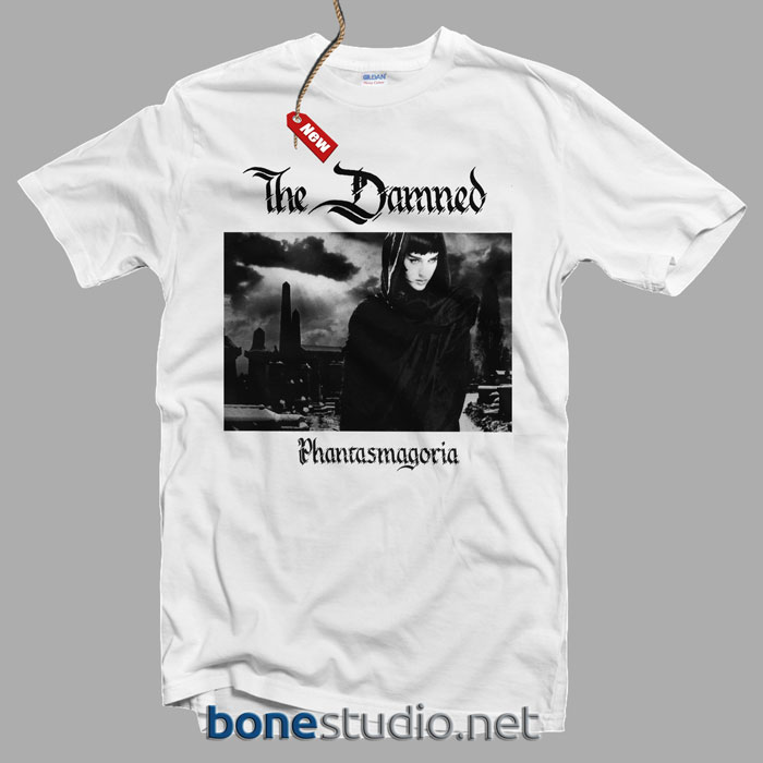 The Damned Phantasmagoria T Shirt