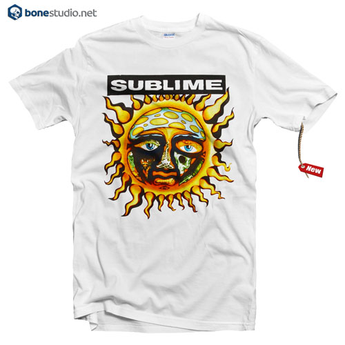 Sublime T Shirt 40oz To Freedom