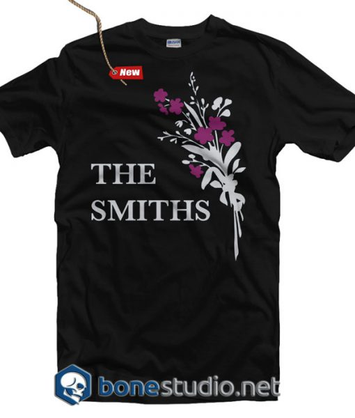 The Smiths Flower T Shirt
