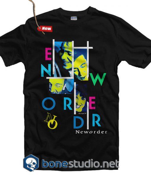 New Order T Shirt