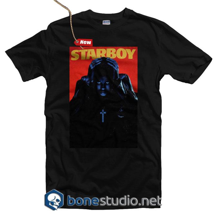 Starboy T Shirt