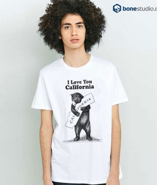 Love California T Shirt