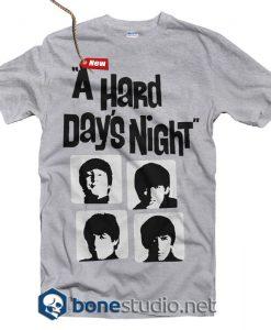 A Hard Day's Night Beatles T Shirt