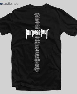 Justin Bieber T Shirt – Adult Unisex Size S-3XL