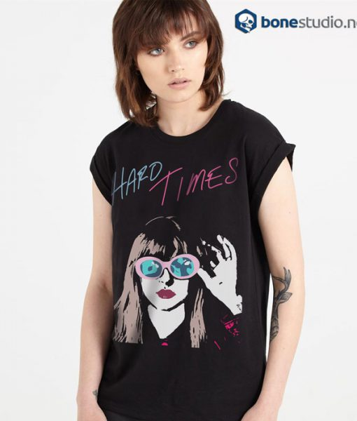 Paramore Hard Times T Shirt